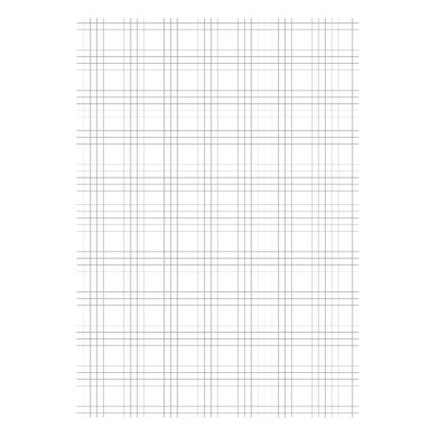 Loose Leaf Paper A4 Quad Ruled (Pack of 2500) 100102082