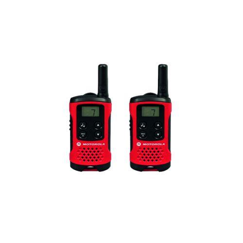 Motorola TLKR T40 Consumer Two-Way Radio (Pack of 2) MR61583