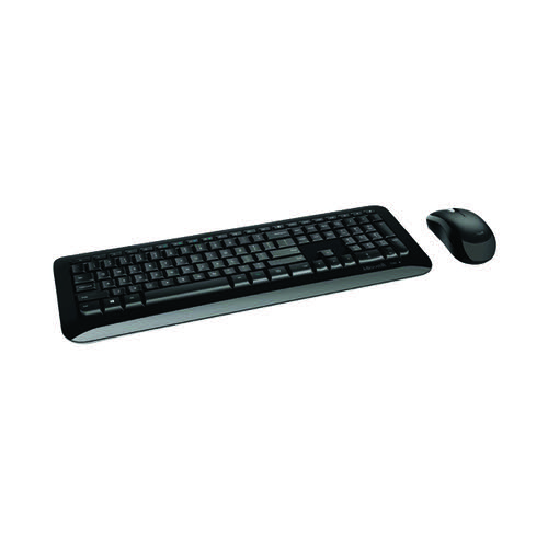Microsoft 850 Desktop Wireless Keyboard and Mouse PY9-00019
