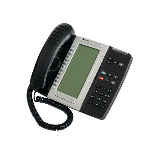 Mitel MiVoice 5330e IP Phone Black 50006476