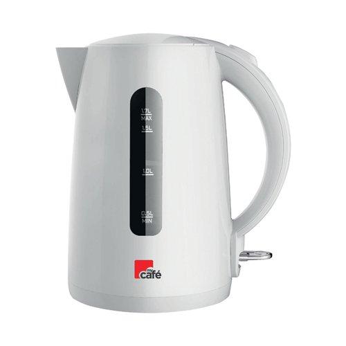 MyCafe White 1.7 Litre Jug Kettle EV7005