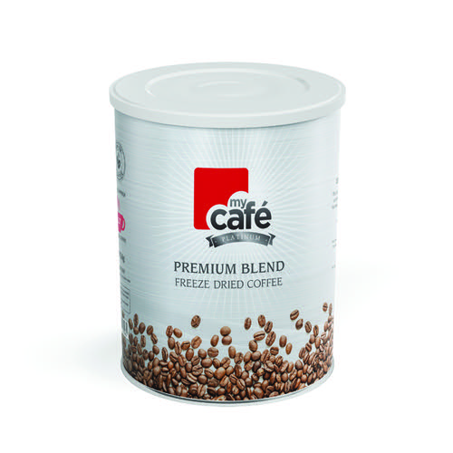 Mycafe Freeze Dried Coffee Platinum 750g MYC07568