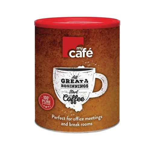 MyCafe Instant Coffee Granules 750g C226