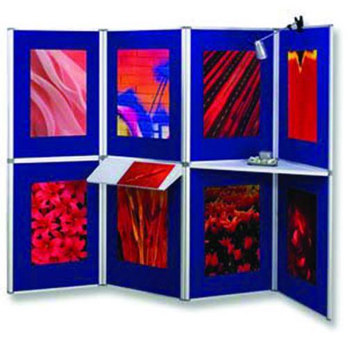 Nobo Blue ProPanel 8 Panel Display System 1901083
