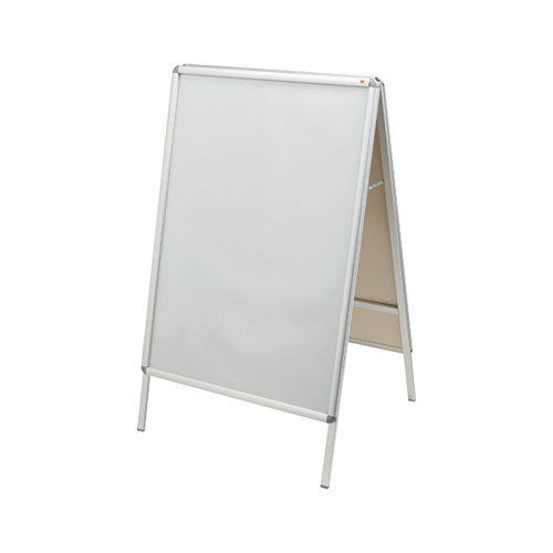 Nobo A-Board Snap Frame Poster Display A0 1902204