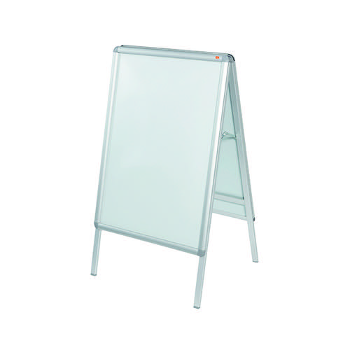 Nobo A-Board Snap Frame Poster Display A1 1902206