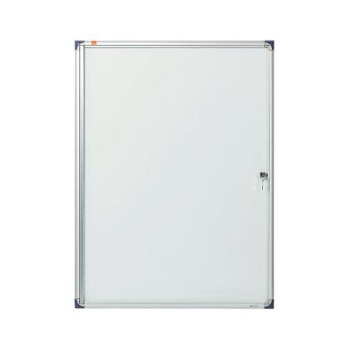 Nobo Extra Flat Glazed Case Magnetic 9 x A4 1902282