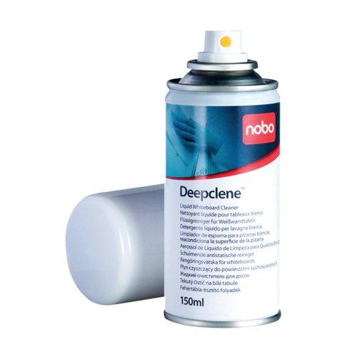 Nobo Deepclene Whiteboard Cleaner Spray 200ml 34533943