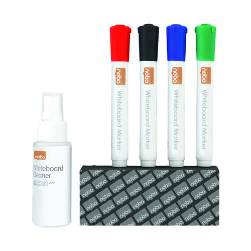 Nobo Quartet Whiteboard Cleaning Kit 1903798