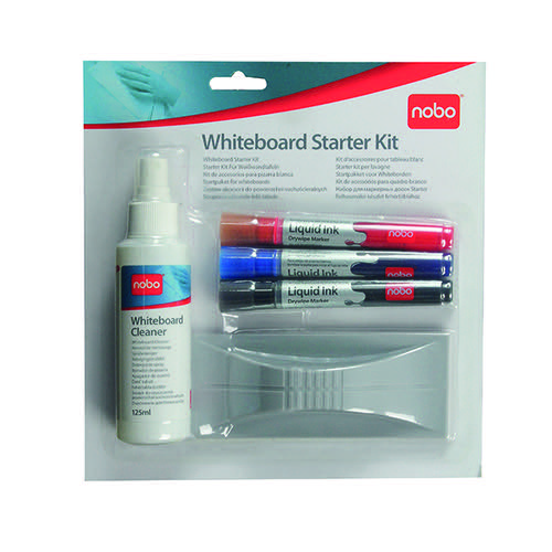 Nobo Whiteboard Starter Kit 34438861