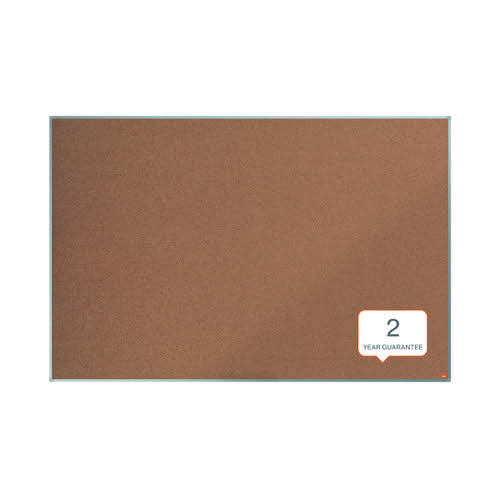 Nobo Essence Cork Notice Board 1800 x 1200mm 1903997