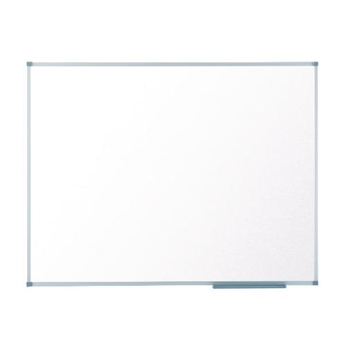 Nobo Basic Melamine Non-Magnetic Whiteboard 600x450mm 1905201
