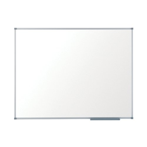 Nobo Basic Steel Magnetic Whiteboard 900 x 600mm 1905210