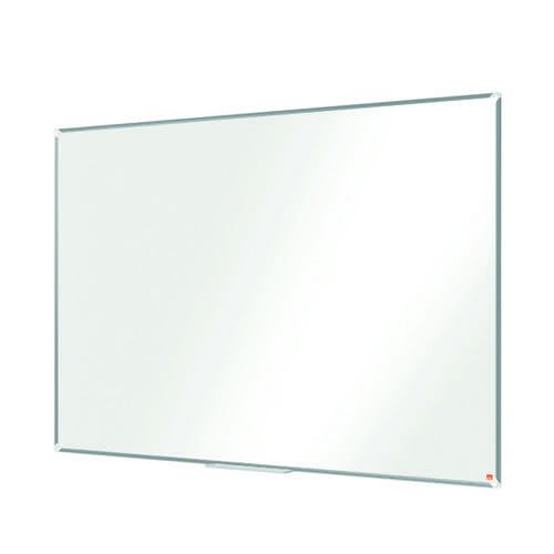 Nobo Premium Plus Magnetic Enamel Whiteboard 900 x 600mm 1915144
