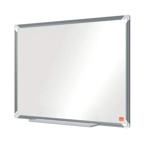 Nobo Premium Plus Melamine Whiteboard 900 x 600mm 1915167