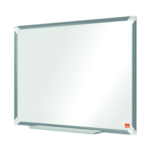 Nobo Premium Plus Melamine Whiteboard 1200 x 900mm 1915168