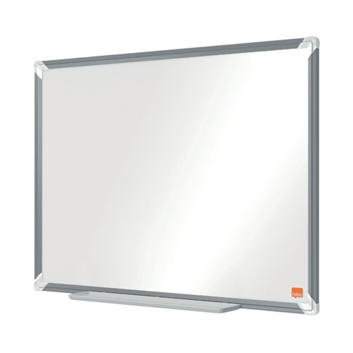 Nobo Premium Plus Melamine Whiteboard 1800 x 1200mm 1915171