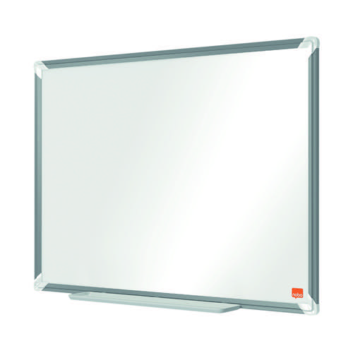 Nobo Premium Plus Melamine Whiteboard 2400 x 1200mm 1915172