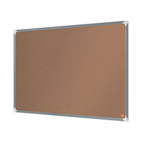 Nobo Premium Plus Cork Notice Board 900 x 600mm 1915180