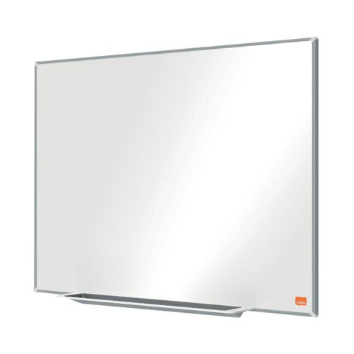 Nobo Impression Pro Classic Steel Whiteboard 600 x 450mm 1915401