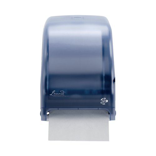 Leonardo Mechanical Hands Free Roll Towel Dispenser DSRMHF1