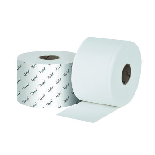 Raphael 2Ply Versatwin Toilet Roll 125m x 90mm (Pack of 24) VT2125R