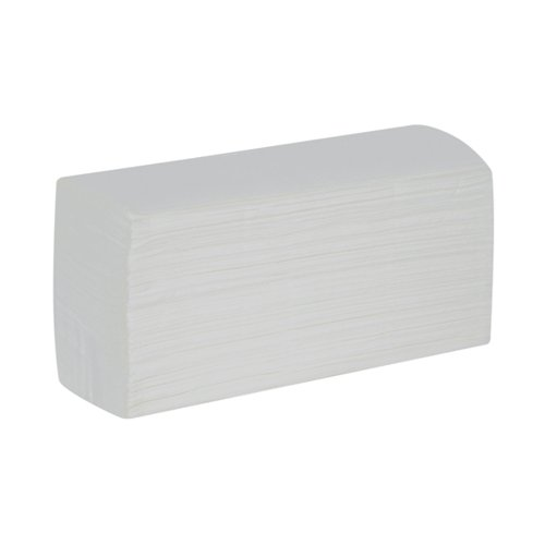 Raphael 2Ply White Z Fold 200mmx240mm 150 Sheet (Pack of 20) HZ2W002LP by Northwood Hygiene Products, NH00747
