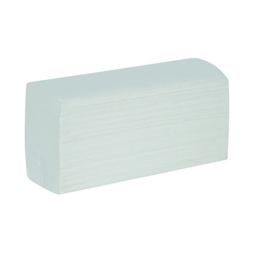 Raphael 2Ply White Z Fold 200mmx240mm 150 Sheet (Pack of 20) HZ2W002LP