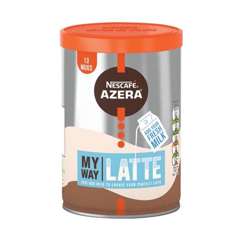 Nescafe Azera My Way Latte Instant Coffee 149.5g (Pack of 6) 12463563