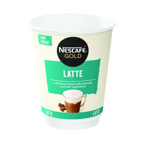 Nescafe and Go Gold Latte Cup 23g (Pack of 8) 12367712