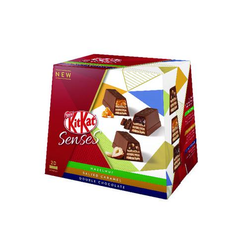 Nestle KitKat Senses 200g (Approx 20 pieces for 200g box) 12351140