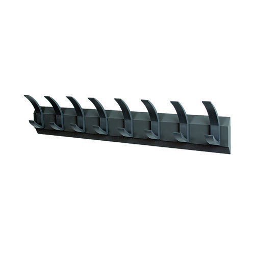 FF Acorn Wall Mounted Coat Rack With 8 Hooks NW620582
