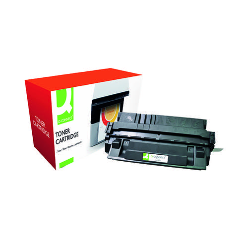 Q-Connect HP 29X Remanufactured Black Laserjet Toner Cartridge High Capacity C4129X