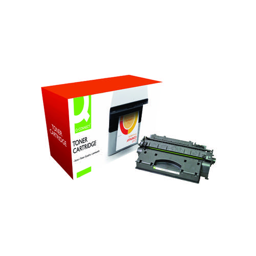 Q-Connect Compatible Solution Canon 719 Toner Cartridge HY 3480B002AA Black 3480B002AA