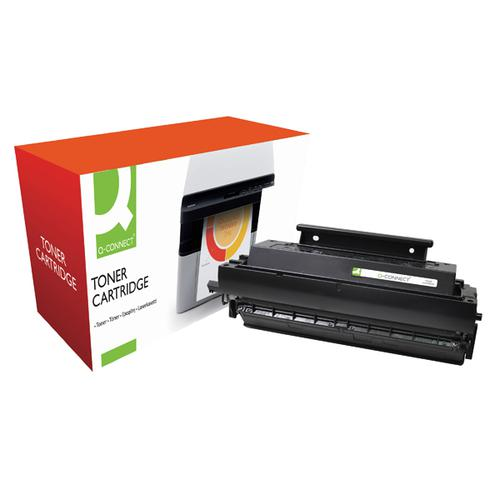 Q-Connect Panasonic Remanufactured Black Toner Cartridge UG3350