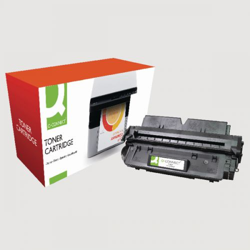 Q-Connect Canon FX7 Remanufactured Black Toner Cartridge 7621A002
