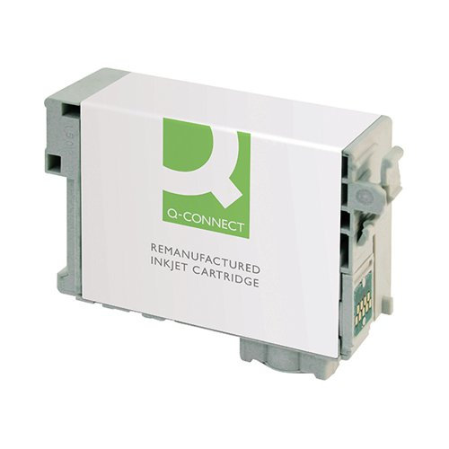 Q-Connect Epson 27XL Inkjet Yellow Cartridge C13T271440