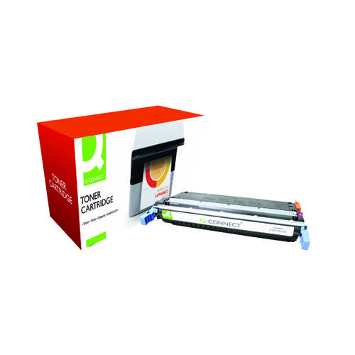 Q-Connect HP 645A Remanufactured Magenta Laserjet Toner Cartridge C9733A