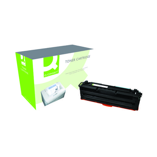 Q-Connect Samsung C506L Remanufactured Cyan Toner Cartridge High Capacity CLT-C506L/ELS