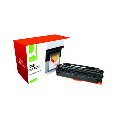 Q-Connect Compatible Solution Canon 718C Cyan Toner Cartridge 2661B002
