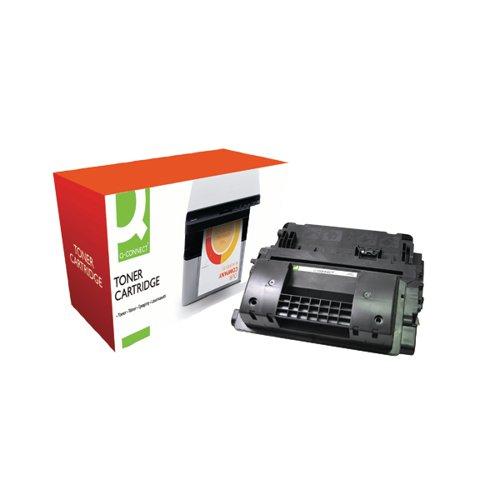 Q-Connect Compatible Solution HP 64X Black Laserjet Toner Cartridge High Capacity CC364X
