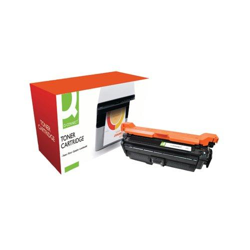 Q-Connect Compatible Solution HP 647A Black Laserjet Toner Cartridge CE260A
