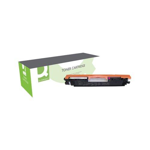 Q-Connect Compatible Solution HP 126A Magenta Laserjet Toner Cartridge CE313A