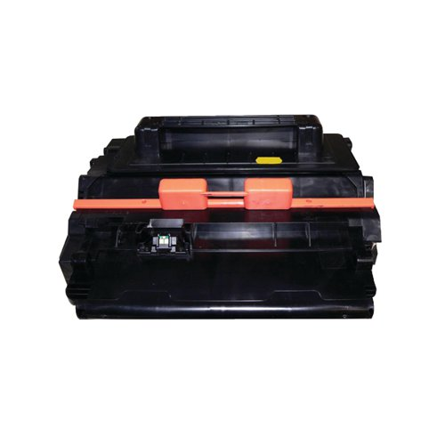 Q-Connect Compatible Solution HP 90A Black Laserjet Toner Cartridge CE390A