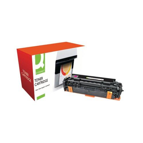 Q-Connect Compatible Solution HP 305A Magenta Laserjet Toner Cartridge CE413A