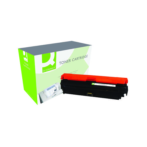 Q-Connect Compatible Solution HP 131A Yellow Laserjet Toner Cartridge CF212A