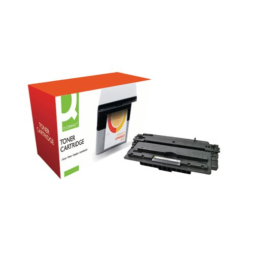 Q-Connect Compatible Solution HP 14A Black Toner Cartridge CF214A