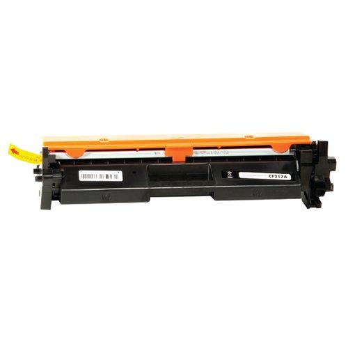 Q-Connect HP 17A Toner Cartridge Black CF217A-COMP