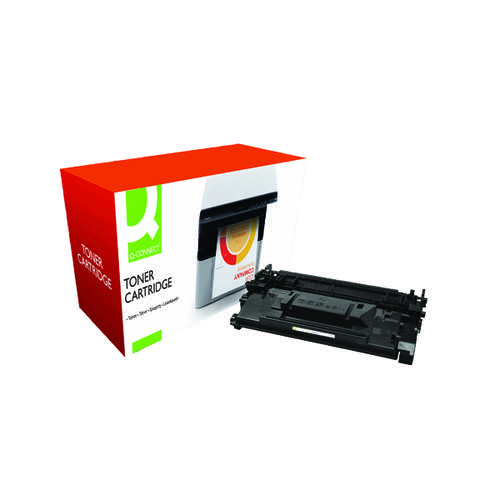 Q-Connect Compatible Solution HP CF226X Laser Toner Cartridge High Yield Black CF226X
