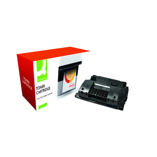 Q-Connect Compatible Solution HP 81X Black Toner Cartridge High Capacity CF281X